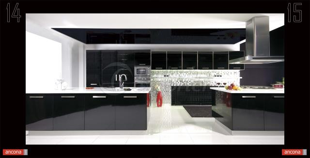 Ancona Kitchen Furniture - Isola