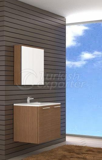 Decoração de banheiro LAKENS 5014