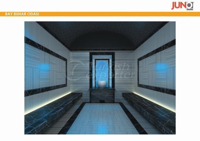 Juno Steam Room