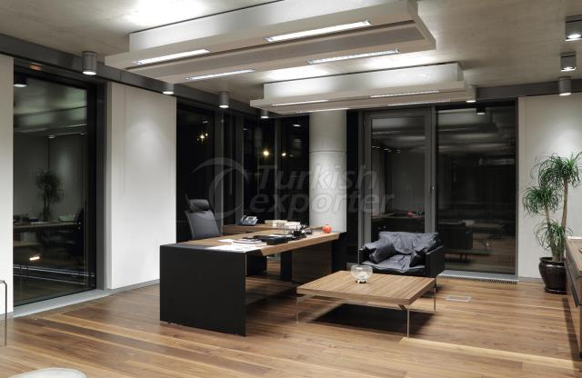 Executive Study Room