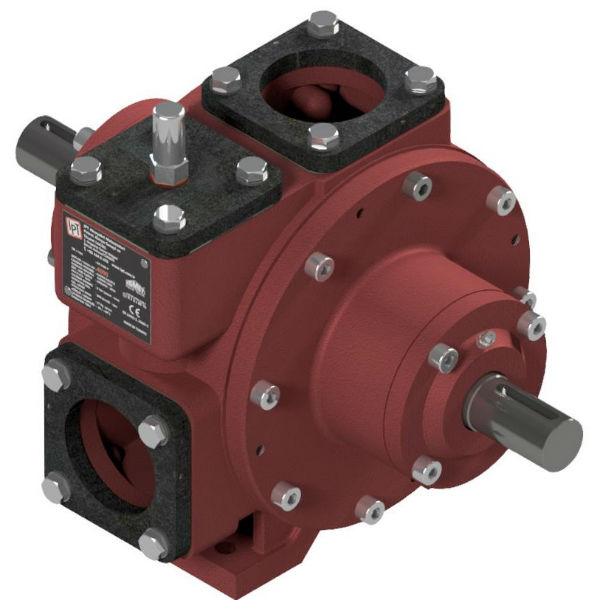 Fuel Oil Transfer Pump _ Counter