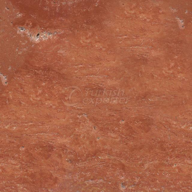 Marble Red Travertine