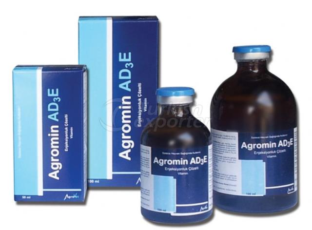 Agromin AD3E Injection