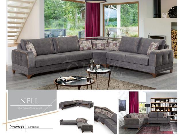 Nell Corner Set