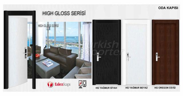 Porta Interior High Gloss Serisi