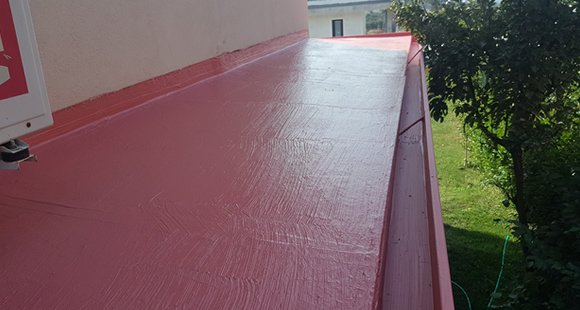 Resin Based Waterproofing Products