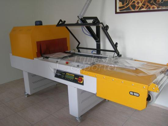 Shrink Packaging Machine K5 Cutting