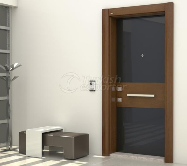 Çelik Kapı -VIP 203 İREM