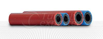 TTHH - Twin Thermo Air Hose, Welding Hose