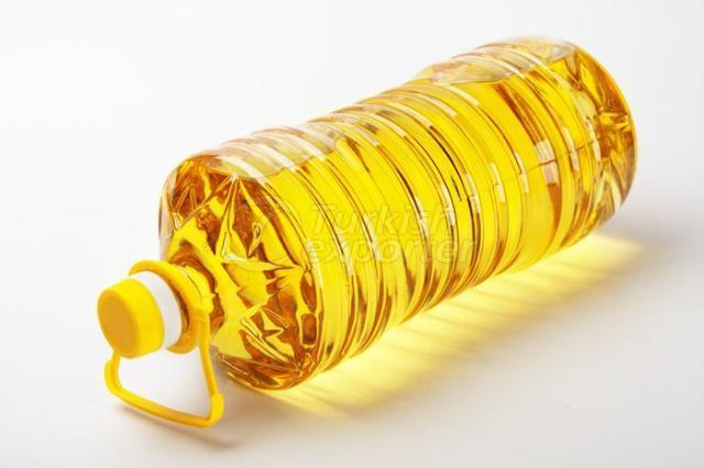 Sunflower oil, Refined/Crude