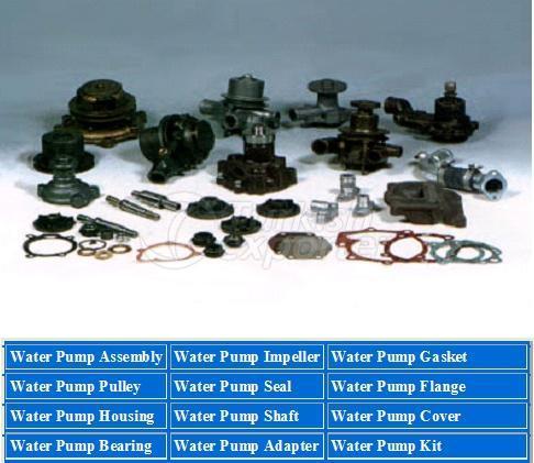 su pompası montaj seti