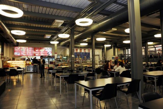 Hospital Concept-Cafeteria Furnitures