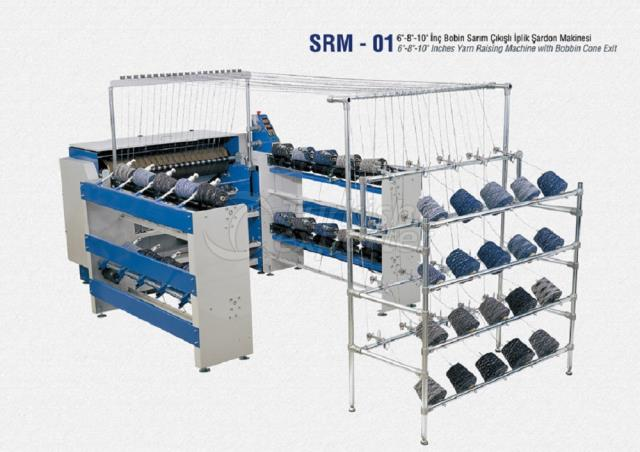 Yarn Raising Machine