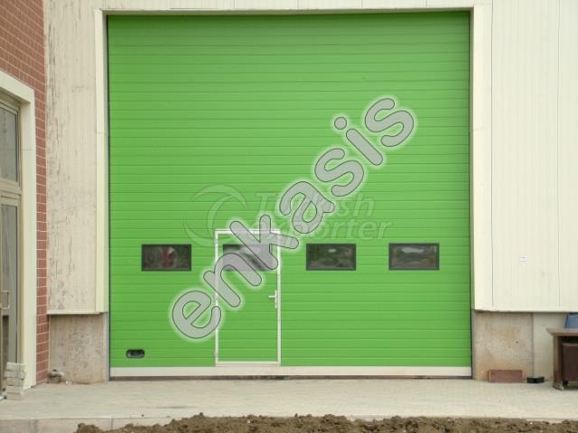 Industrial Sectional Doors