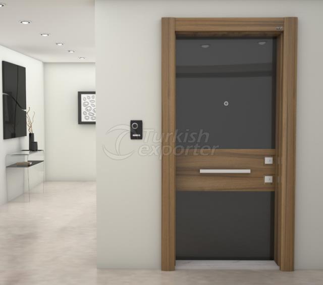 Çelik Kapı -VIP 204 LABE