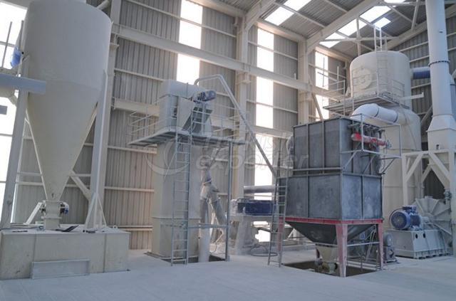 Производственные установки