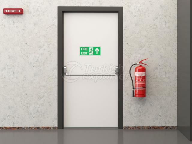 Fire Exit Door - Y-003