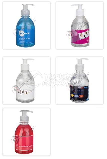 Waterless Hand Cleaning Gel