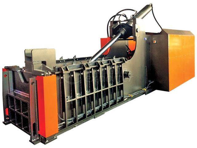 Metal Scrap Press