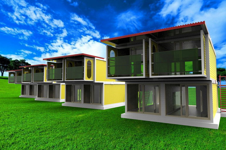Prefabricated _ Bungalow