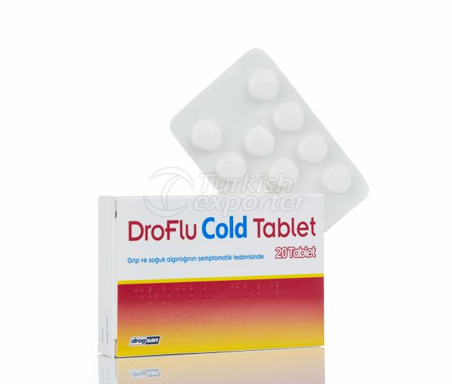 DROFLU COLD® Tablet