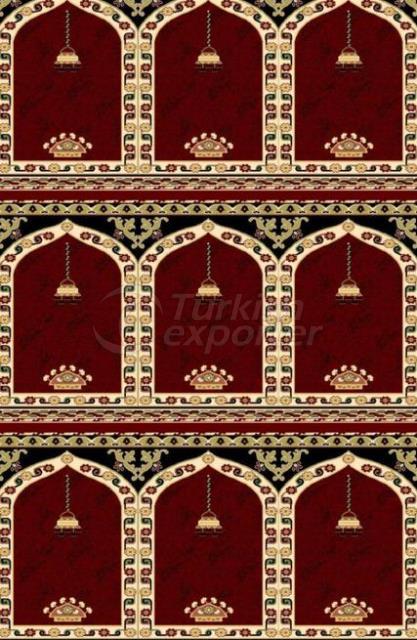 Мечеть ковров S12