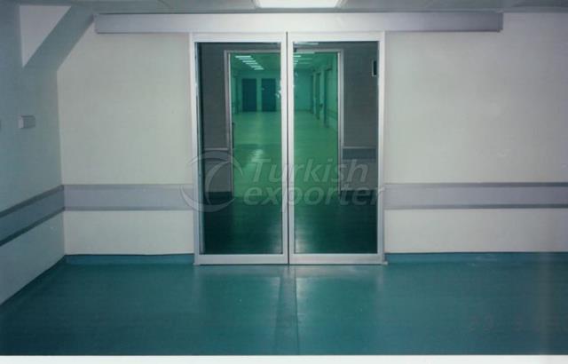 Hospital Concept-Door and Windows