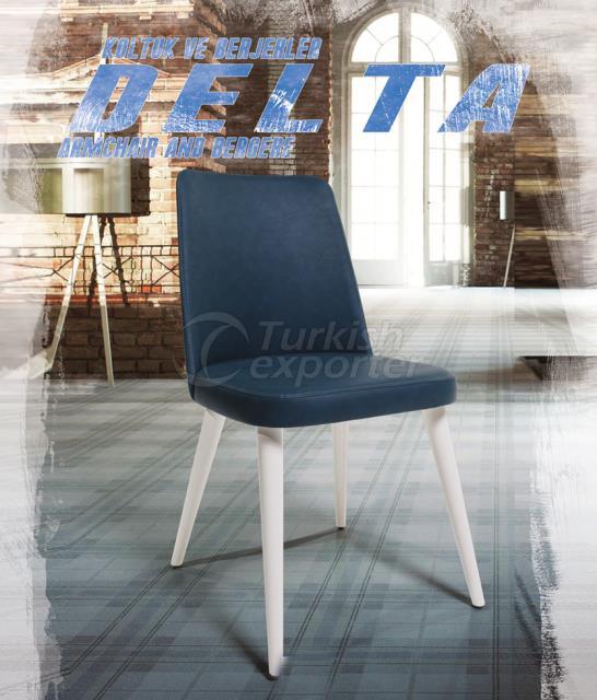 Chaise delta