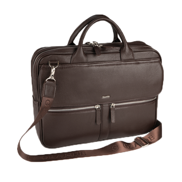 Leather Briefcase 6871