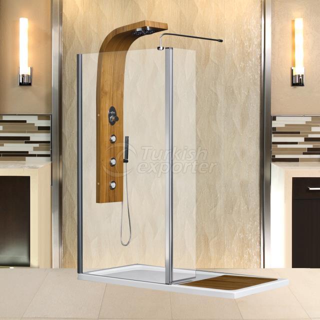 Systèmes de douche à vapeur et à massage