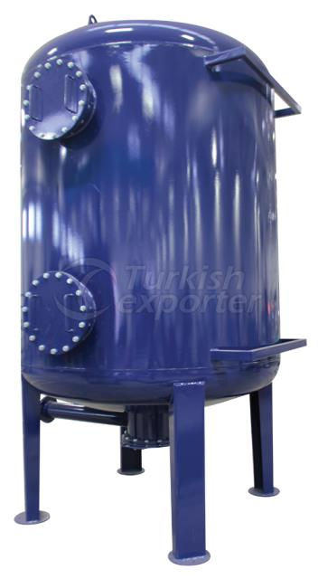 Tanks and Accessories - Epoxy Painted Stainless Steel Tanks