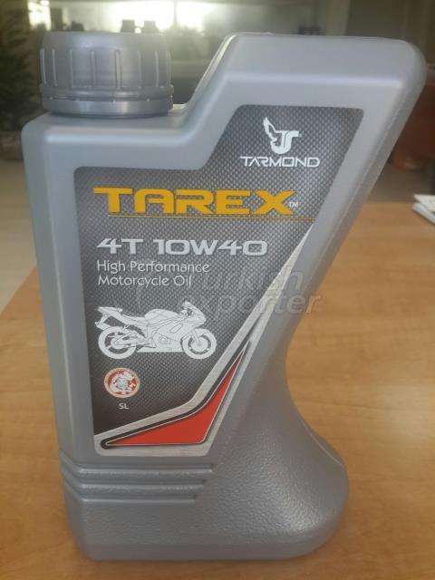 4T 10W40 Motorcycle Oil 1L