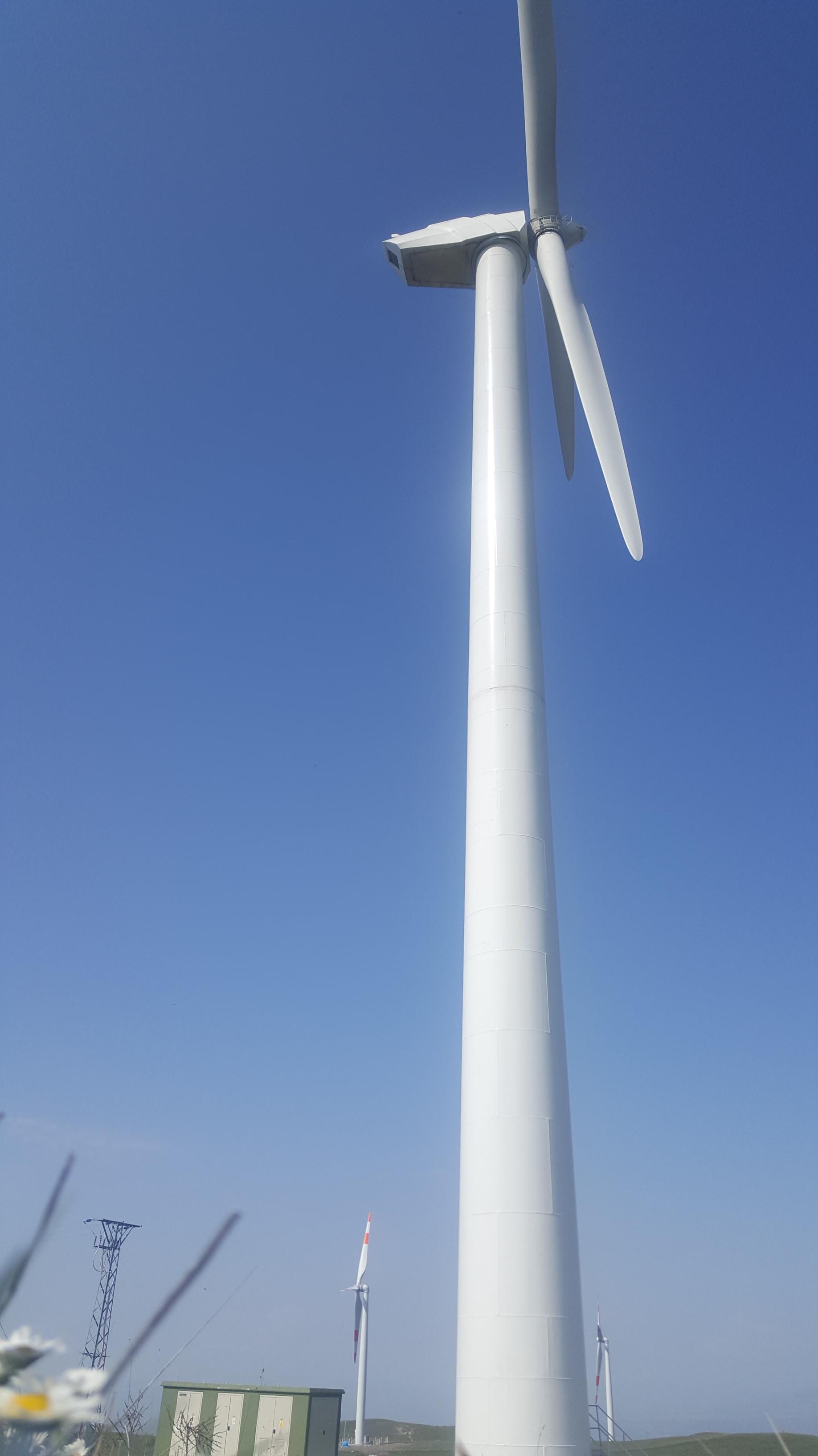 600kW Wind Turbine