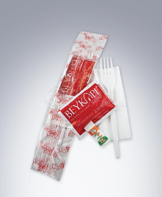 Conjuntos de comida especial impresos