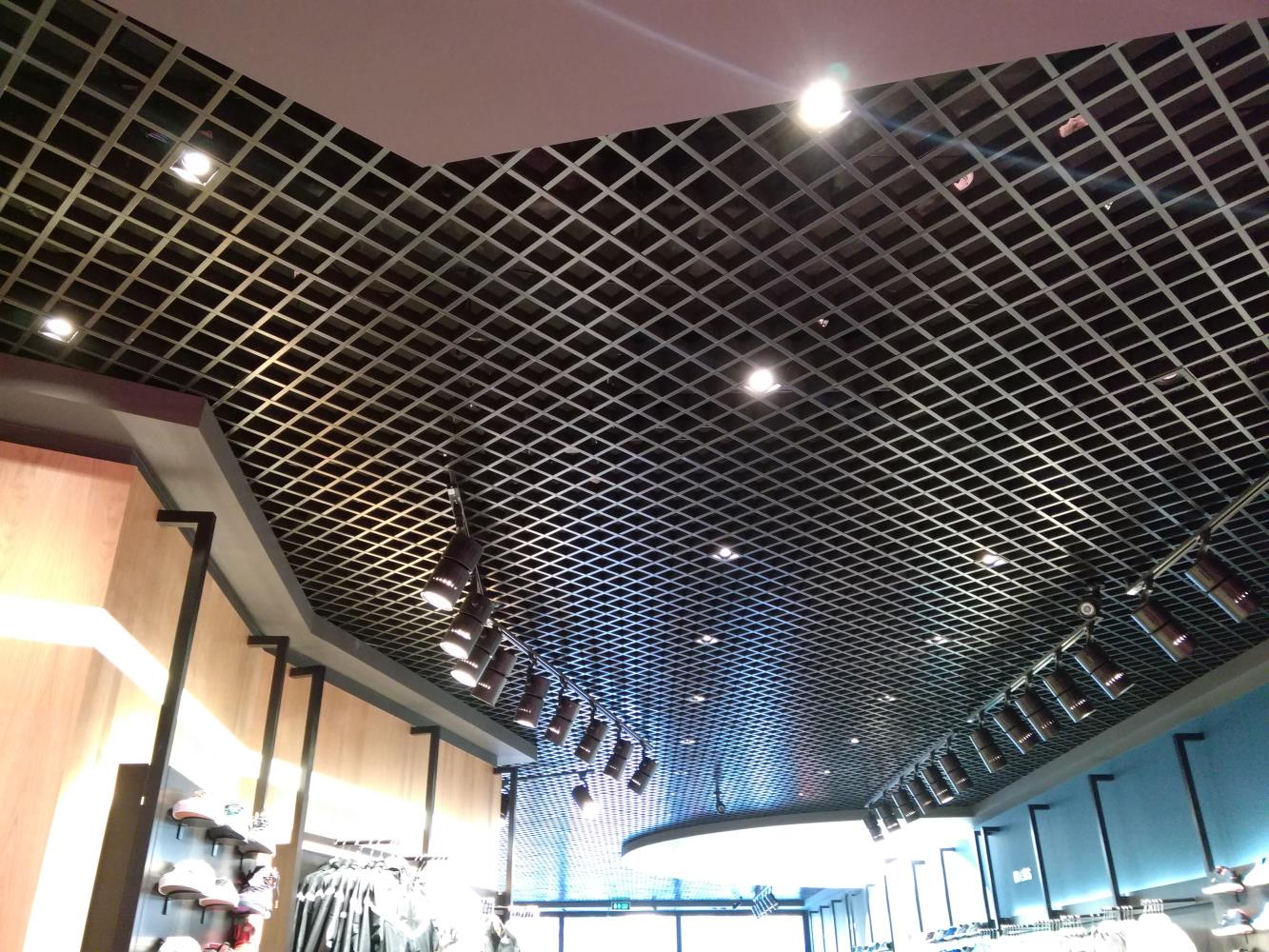 Honeycomb Suspended Ceiling Cellular Ceiling
