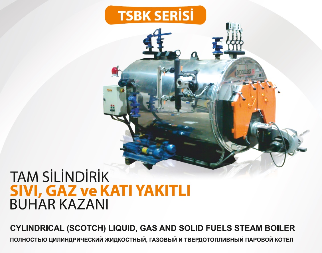 Steam Boiler TSBK Series