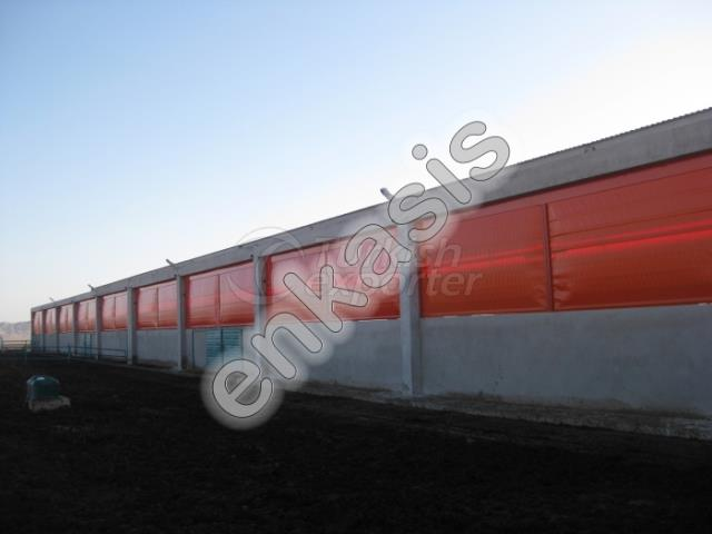 Animal Shelter and Farm Doors