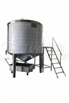 WHEY BOILING TANKS