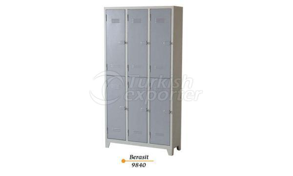 Steel Cabinets 9840