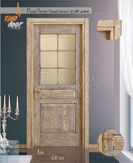 Panel de la puerta - Lily
