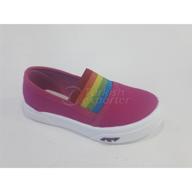 Chaussures en lin 5101