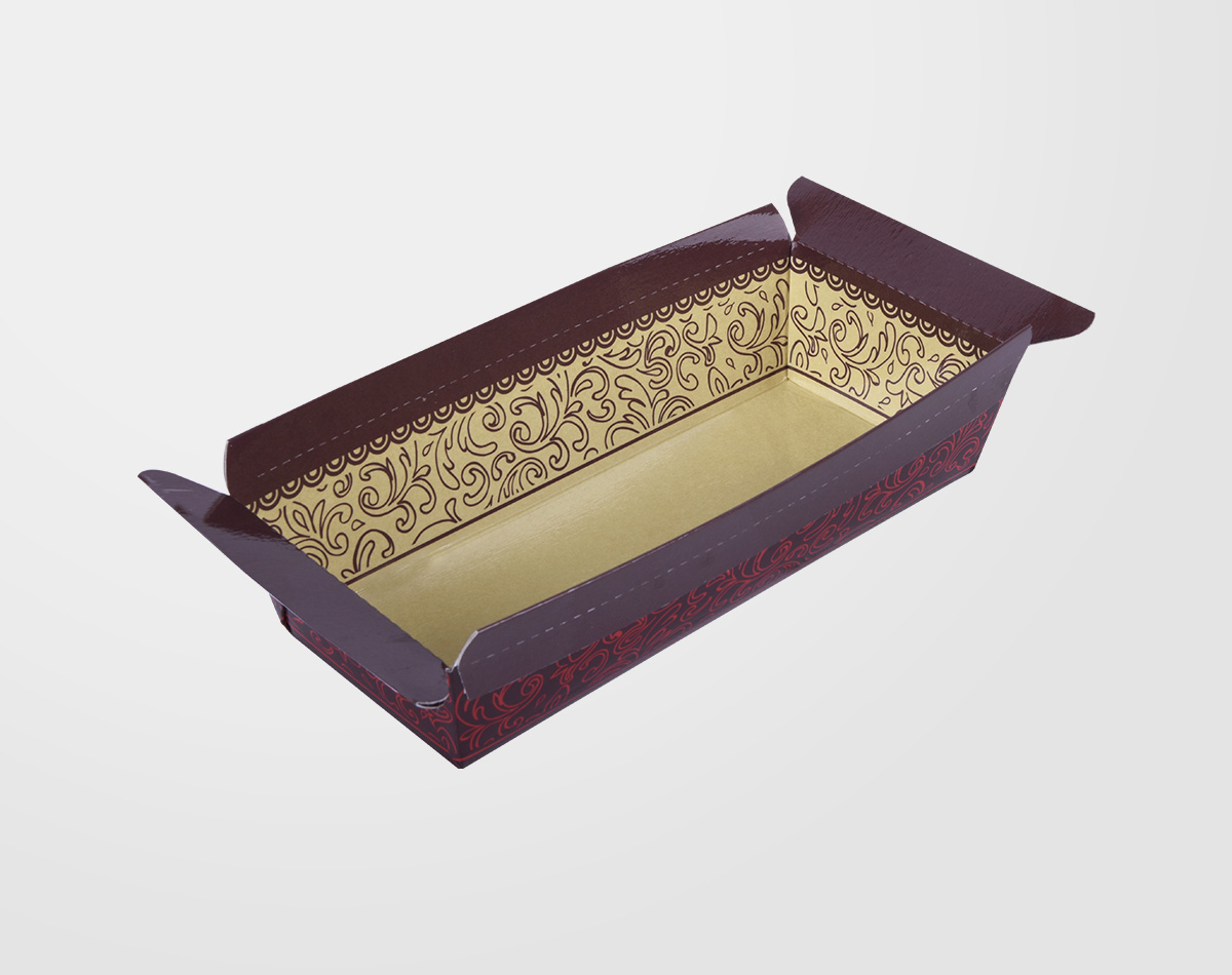 Ovenable Cake box