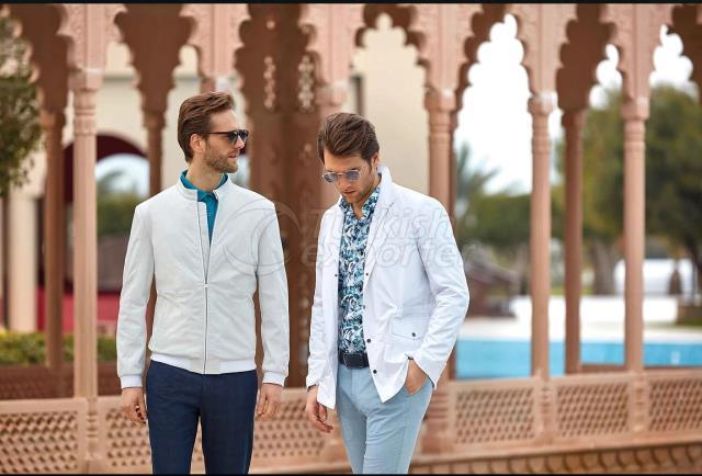 Men  Clothing  - Summer