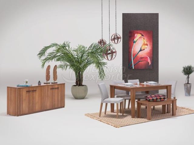 Sala de jantar Ares