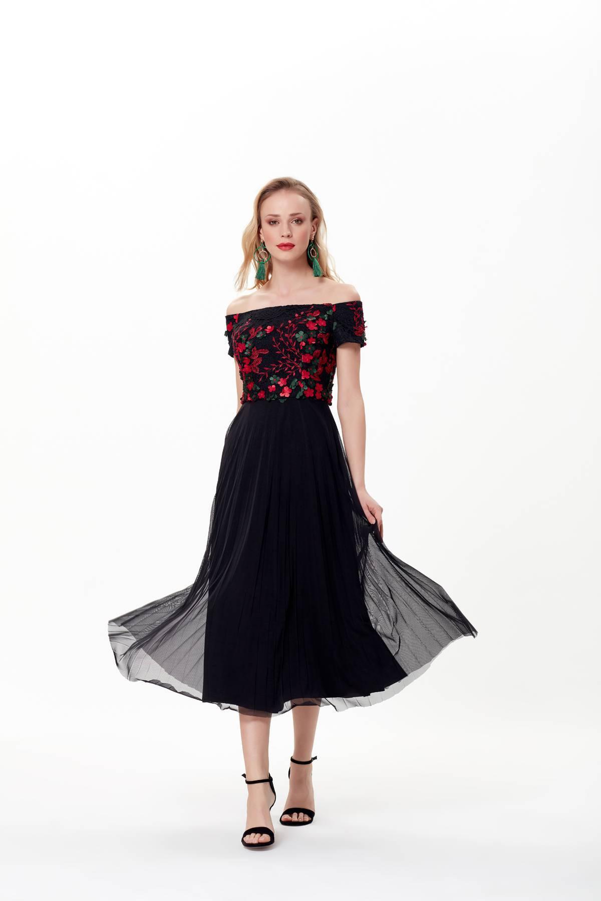 Evening Dress 156046687329S