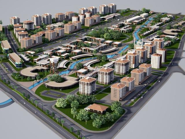 Usak Urban Transformation Project