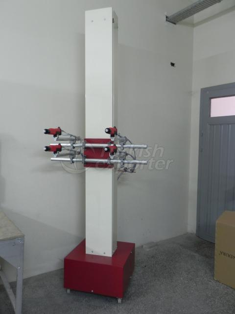 KN3100 Powder Coating Robot