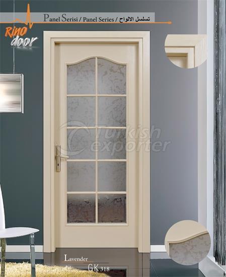 Panel de la puerta - Lavanda