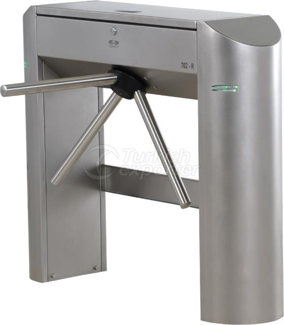 Waist Height Turnstile 702R