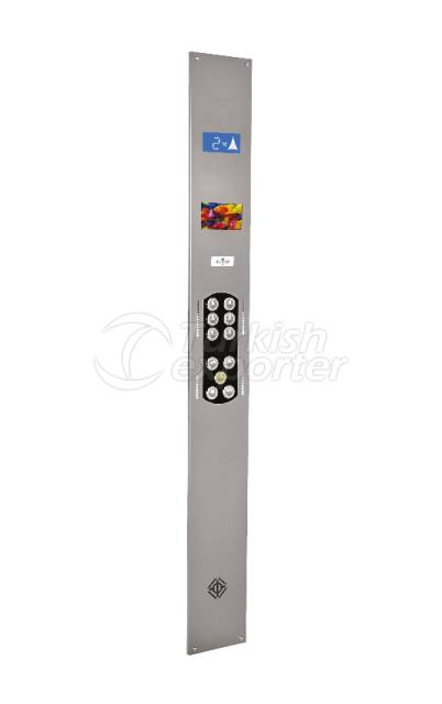 STF-4040 Button